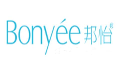 邦怡Bonyee母婴用品标志logo设计