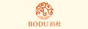 泊杜红茶标志logo设计