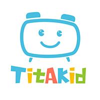 嘀嗒儿童儿童玩具标志logo设计