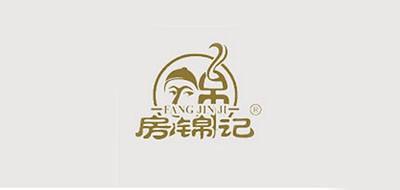 房锦记零食标志logo设计