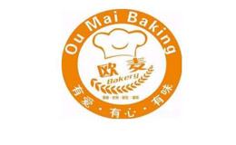 欧麦烘焙餐饮行业标志logo设计