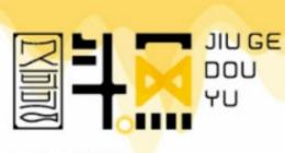 久哥斗鱼啵啵鱼餐饮行业标志logo设计