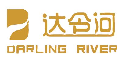 达令河汽车用品标志logo设计