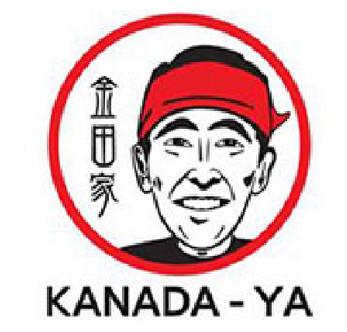 金田中拉面餐饮行业标志logo设计