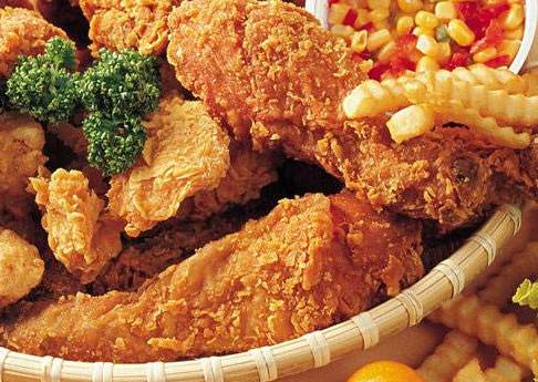 三个先森的韩国炸鸡炸鸡标志logo设计