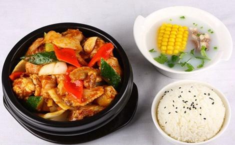 清真居黄焖鸡米饭