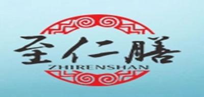 至仁膳红茶标志logo设计