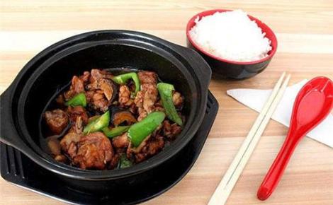 福知福黄焖鸡米饭