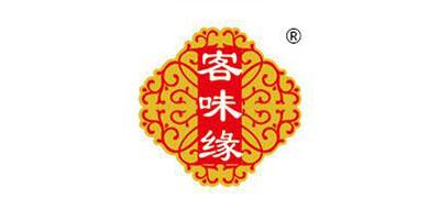 客味缘香肠标志logo设计