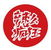 辣么疯狂麻辣烫中餐标志logo设计