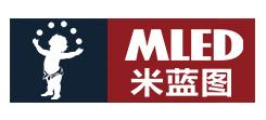 米蓝图扭扭车标志logo设计