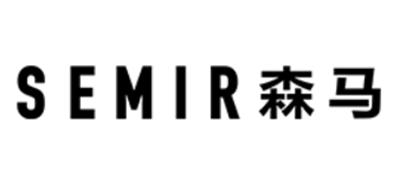森马箱包女包标志logo设计