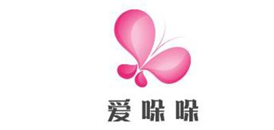 爱哚哚毛绒玩具标志logo设计