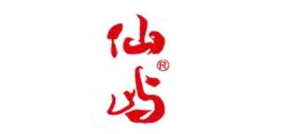 仙屿红茶标志logo设计