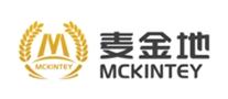 麦金地Mckintey团餐标志logo设计