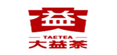 大益TAETEA咖啡标志logo设计