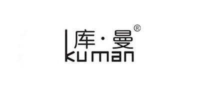 库曼耳机标志logo设计