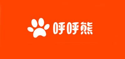 呼呼熊眼镜标志logo设计