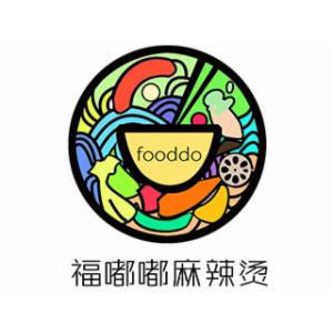 泰山福嘟嘟麻辣烫麻辣烫标志logo设计