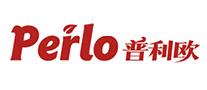 普利欧Perlo蛋糕店标志logo设计