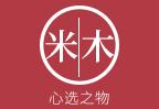 米木袜子标志logo设计