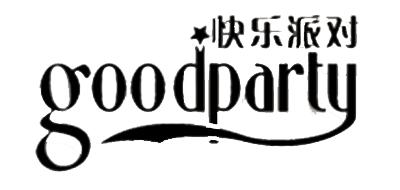 快乐派对goodparty手表标志logo设计