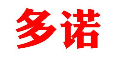 多诺布娃娃标志logo设计