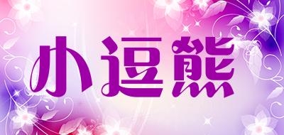 小逗熊运动鞋标志logo设计